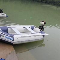 Thuyền Tadpole MD230